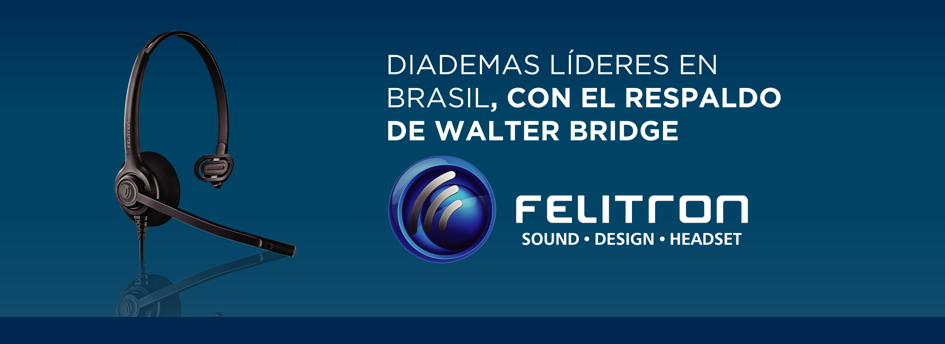 Diademas Call Center Felitron
