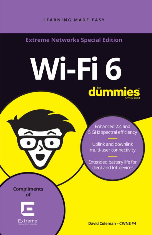 Wi-Fi 6 para Dummies