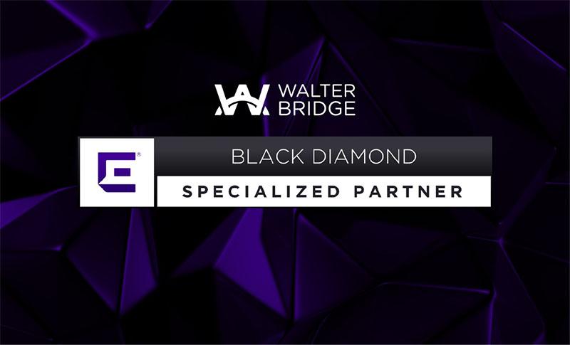 Walter Bridge se certifica como Black Diamond Partner de Extreme