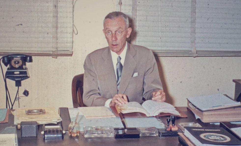 Walter Bridge, 95 años de tradición comercial