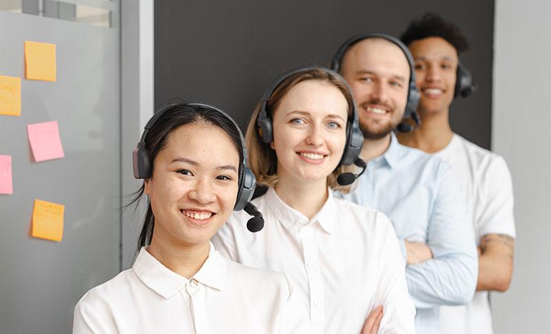 Glosarios Call center, contact center y experiencia de cliente